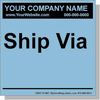 ANUX Personalized Labels