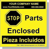 aaec Personalized Labels Bilingual Spanish