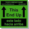AAAC Personalized Labels Bilingual - Spanish