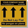 AAAF Personalized Labels Bilingual - Spanish