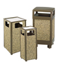 AOIC Outdoor Waste Containers