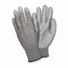 AANQ Polyurethane CoatedNylon Knit Glove