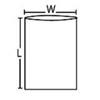 AAFI Flat Polypropylenehigh clarity Bags