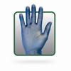 AAFO Vinyl Disposable Metal DetectableGloves