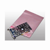AANK Reclosable Bags pink antistatic