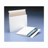 AAIK White Paperboard Self-SealGussetted Mailer